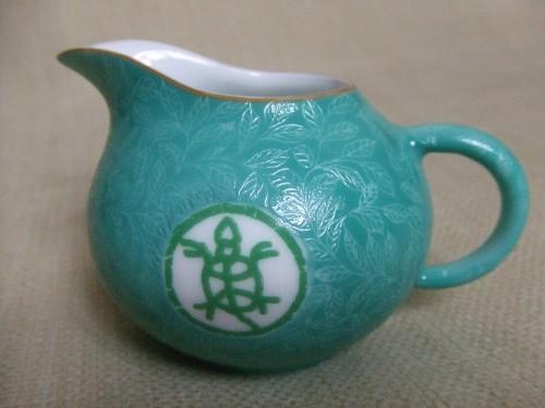 茶海(ターキッシュ・グリーン)